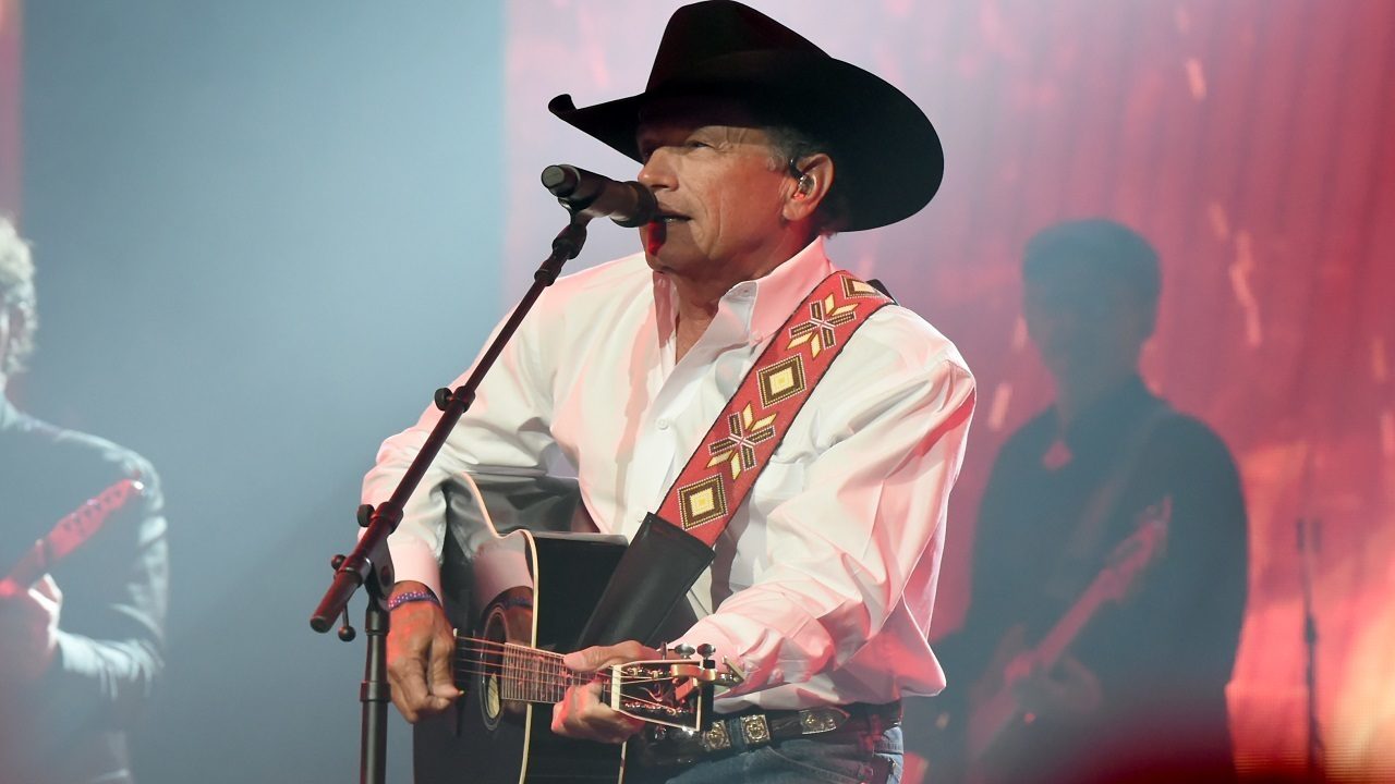 George Strait Announces One Concert In Texas Next Year