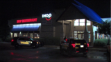 Man at large after robbing IHOP while customers dined
