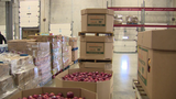 H-E-B donates 1.5 million apples to food banks across Texas