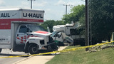 7 injured -- 2 critically -- in major crash on Far West Side involving&hellip&#x3b;