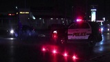 Pedestrian hit, killed by vehicle while attempting to cross Rittiman Road