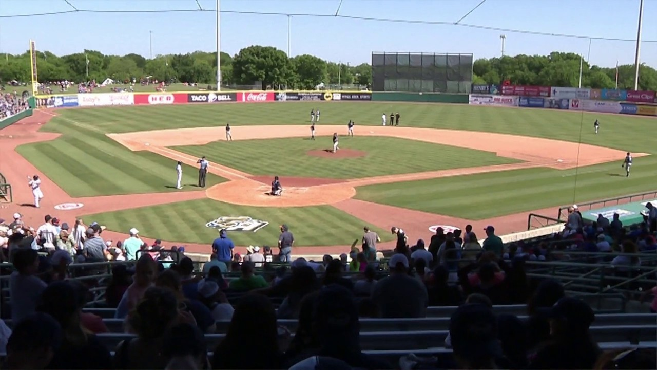 San Antonio Missions Announce New Major League Baseball