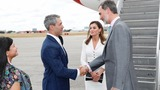 Spanish king, queen receive royal treatment during visit to San Antonio