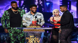 'Black Panther' has big night at MTV Movie & TV Awards