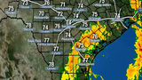 KSAT Weather: Rain expected throughout much of day on Tuesday