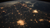 Astronaut photographs Texas from space and it's as cool as you imagined it'd be
