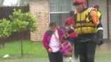 SAFD crew in Rio Grande Valley rescues people from flooded homes