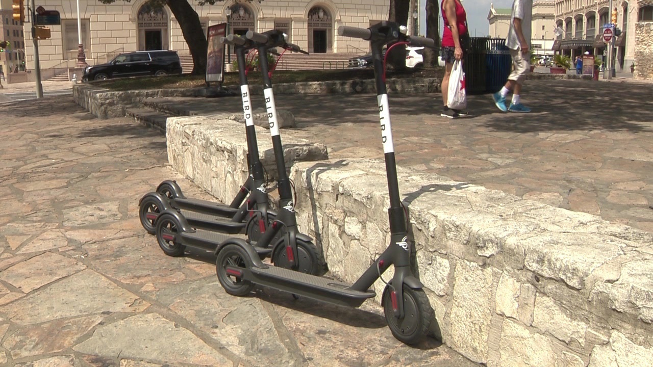 San Antonio cracks down on e-scooters, issues new rules under...