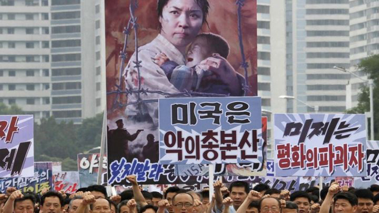 In detente sign, NKorea not holding its annual anti-US rally