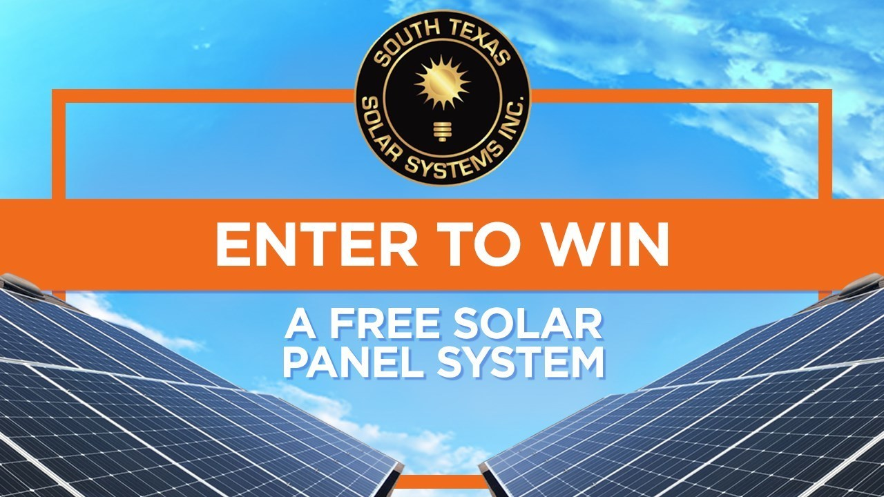 South Texas Solar Systems Sweepstakes