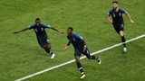France clinches World Cup with win over Croatia, 4-2