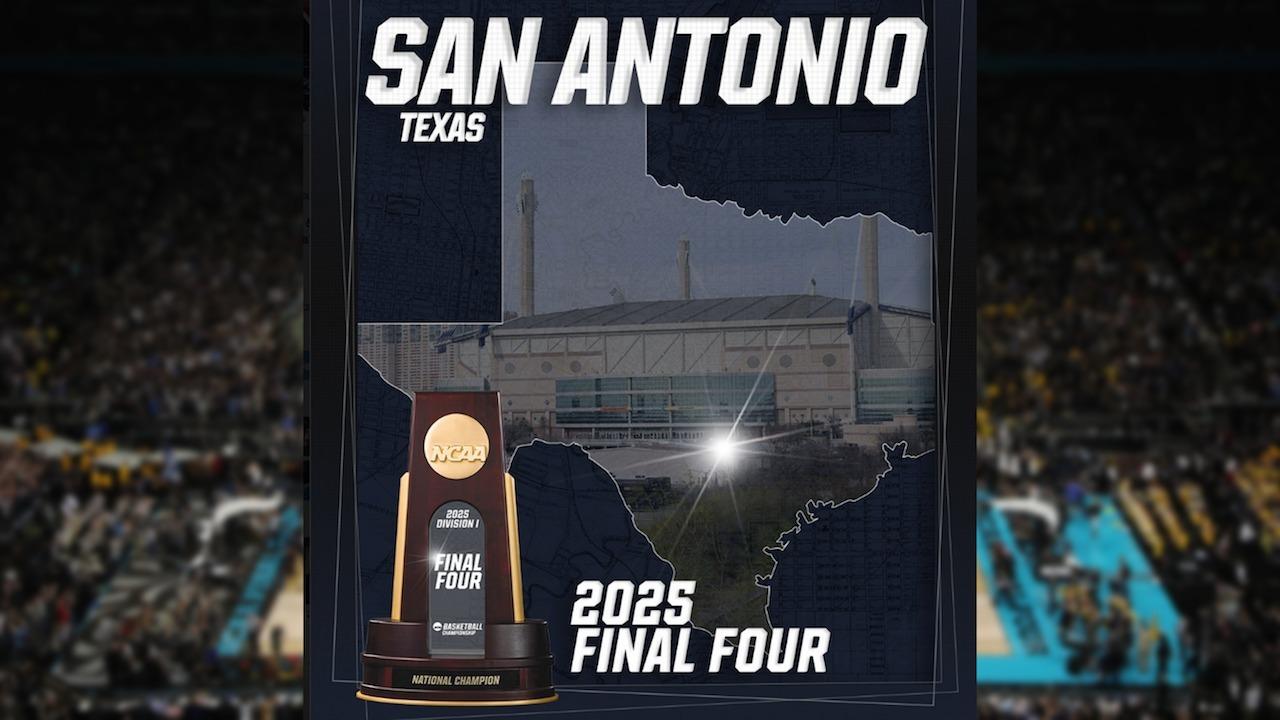 San Antonio Lands 2025 Ncaa Men S Final Four Over North