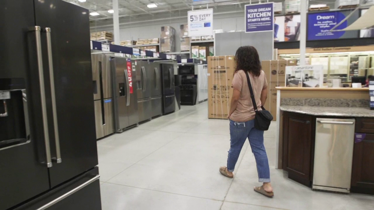 Consumer Reports Offers Big Appliance Shopping Advice