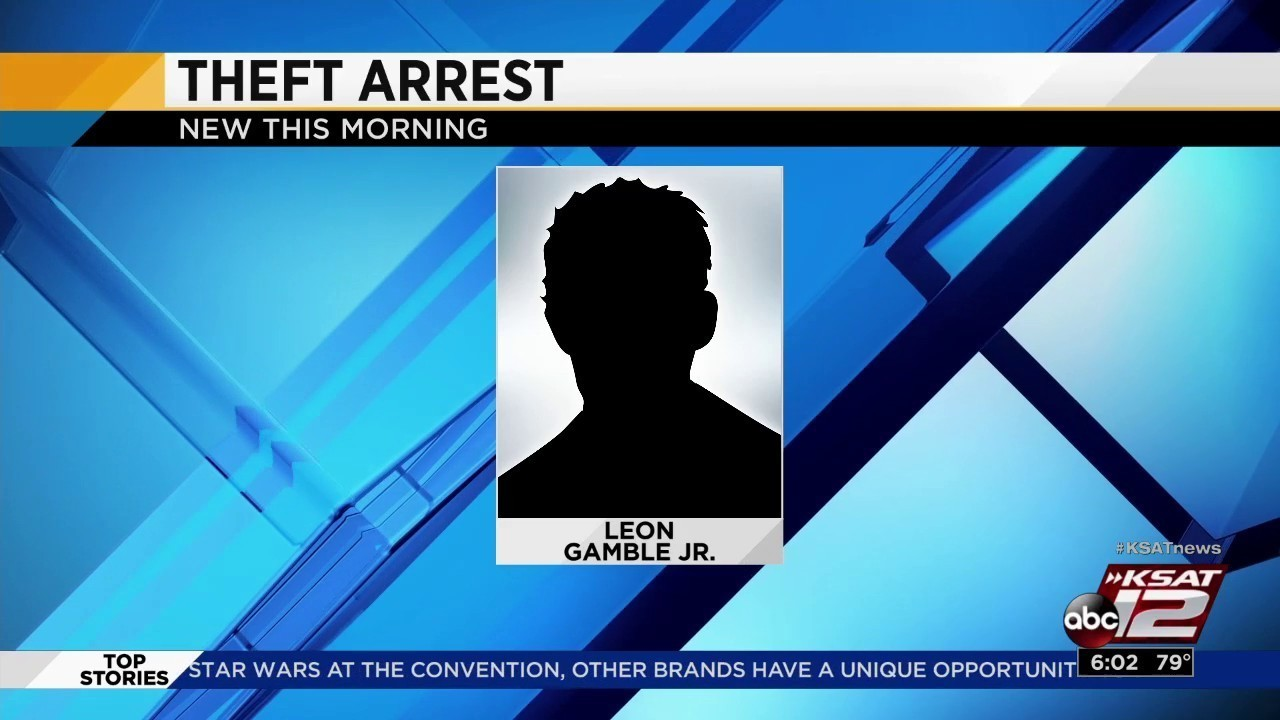 Selma police arrest man wanted in Yeti cooler thefts