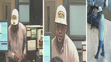 Suspect threatens bank teller with handgun, steals cash, police say