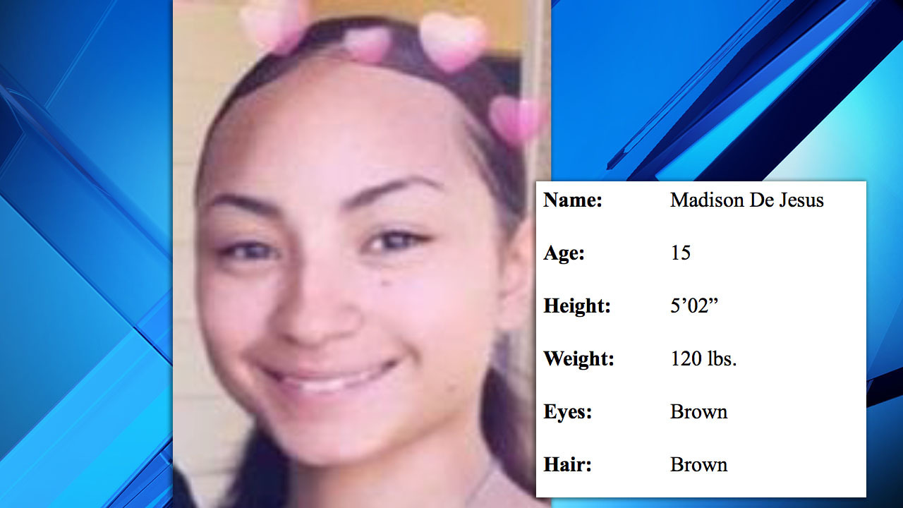 Police searching for 15-year-old girl last seen July 11