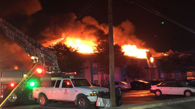 Officials to increase reward for info about fatal San Marcos apartment fire