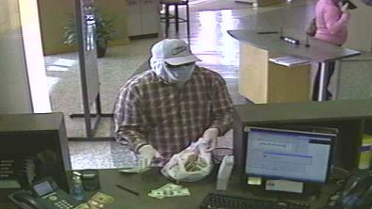 Suspect Arrested In Frost Bank Robbery Id D In 7 Other