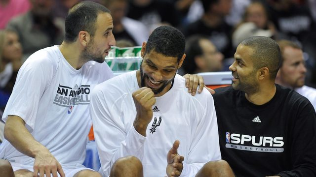 Here's the great videos Spurs have released ahead of Manu's retirement ceremony