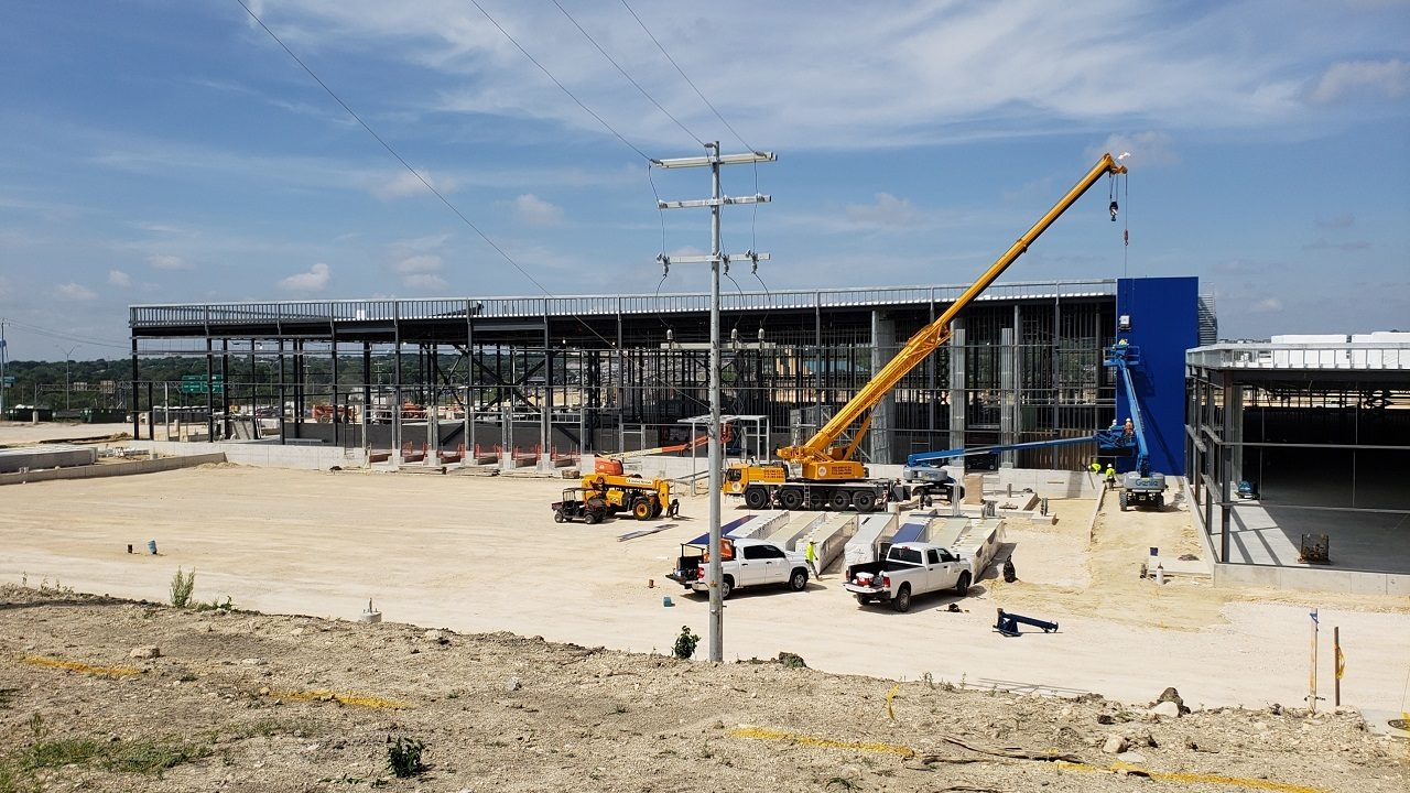 San antonio area ikea on track to open months ahead of for Ikea san antonio
