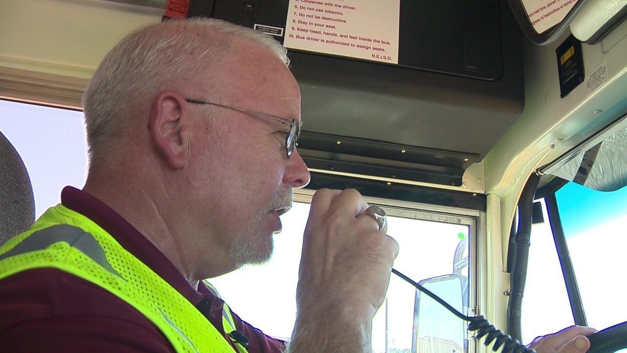 NEISDinstalling new radio system in buses to communicate emergencies more quickly
