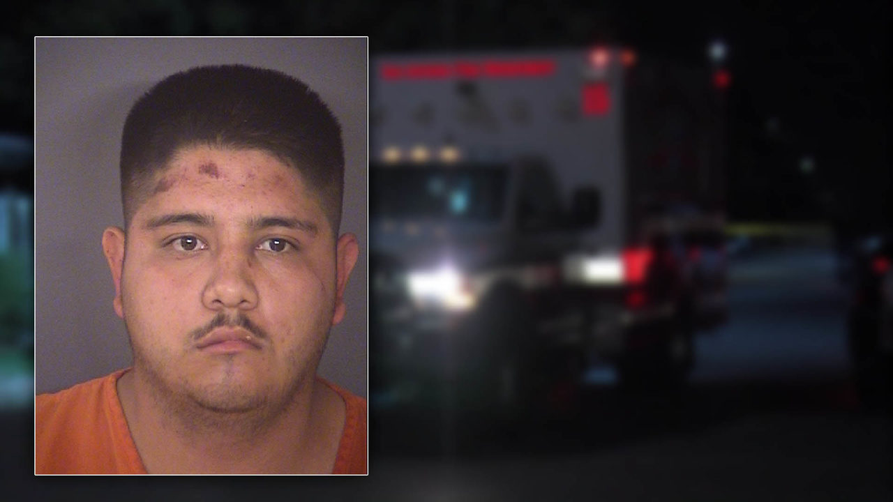 Police Identify Man Accused Of Killing Friend Who Tried To