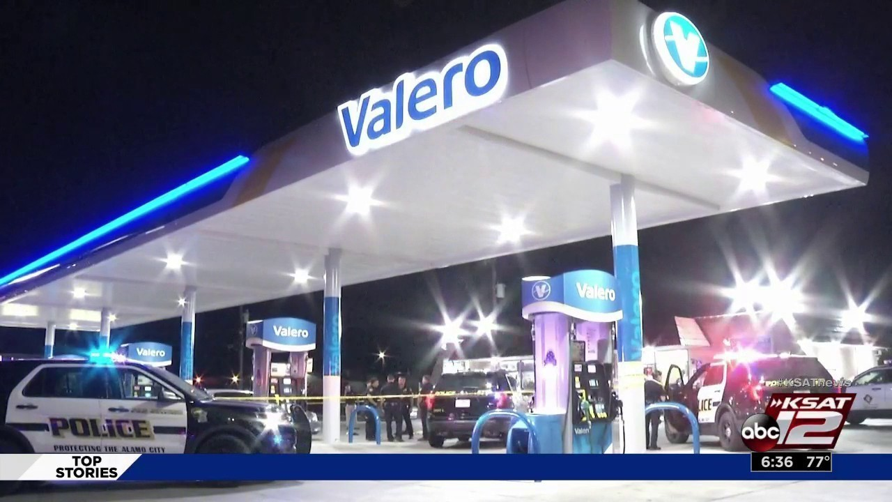 2 Wounded In Shooting At Far East Side Gas Station Police Say