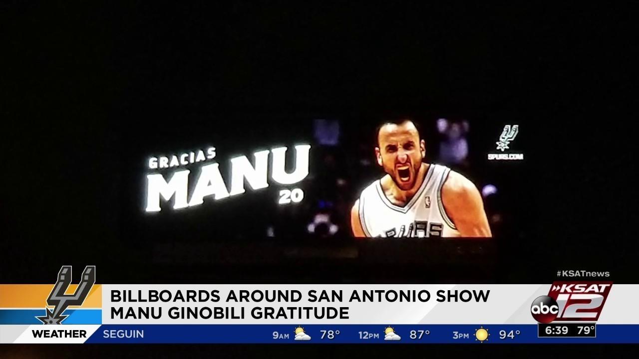 Thursday is  Manu Ginobili Day  in San Antonio 637d8c619