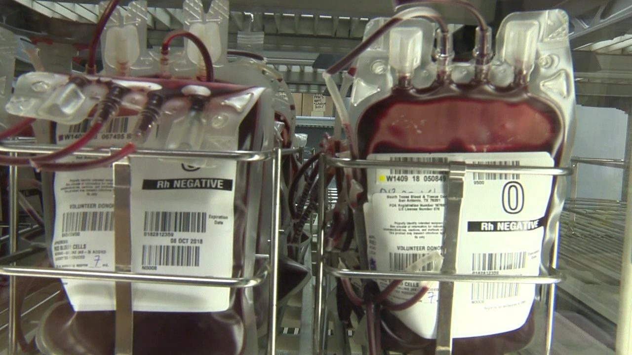 South Texas Blood and Tissue Center in urgent need of blood