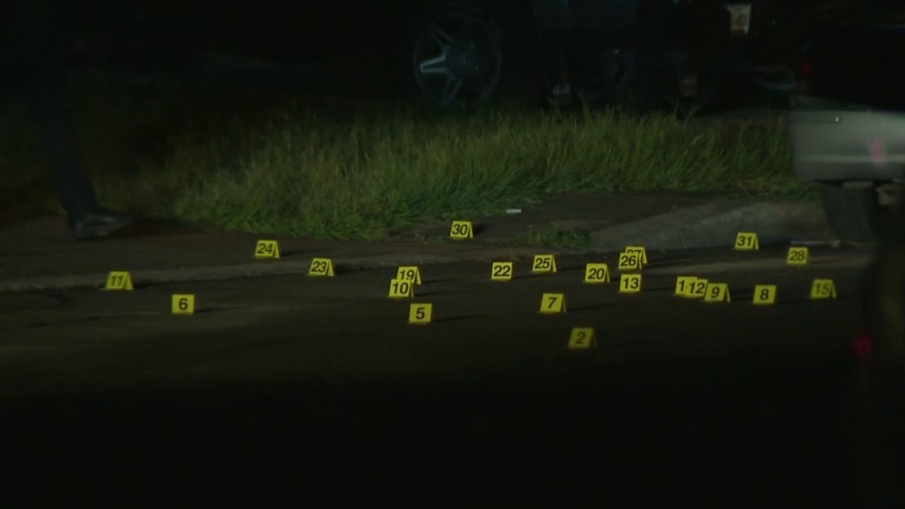 Information Dozens Rounds Fired Deadly Drive