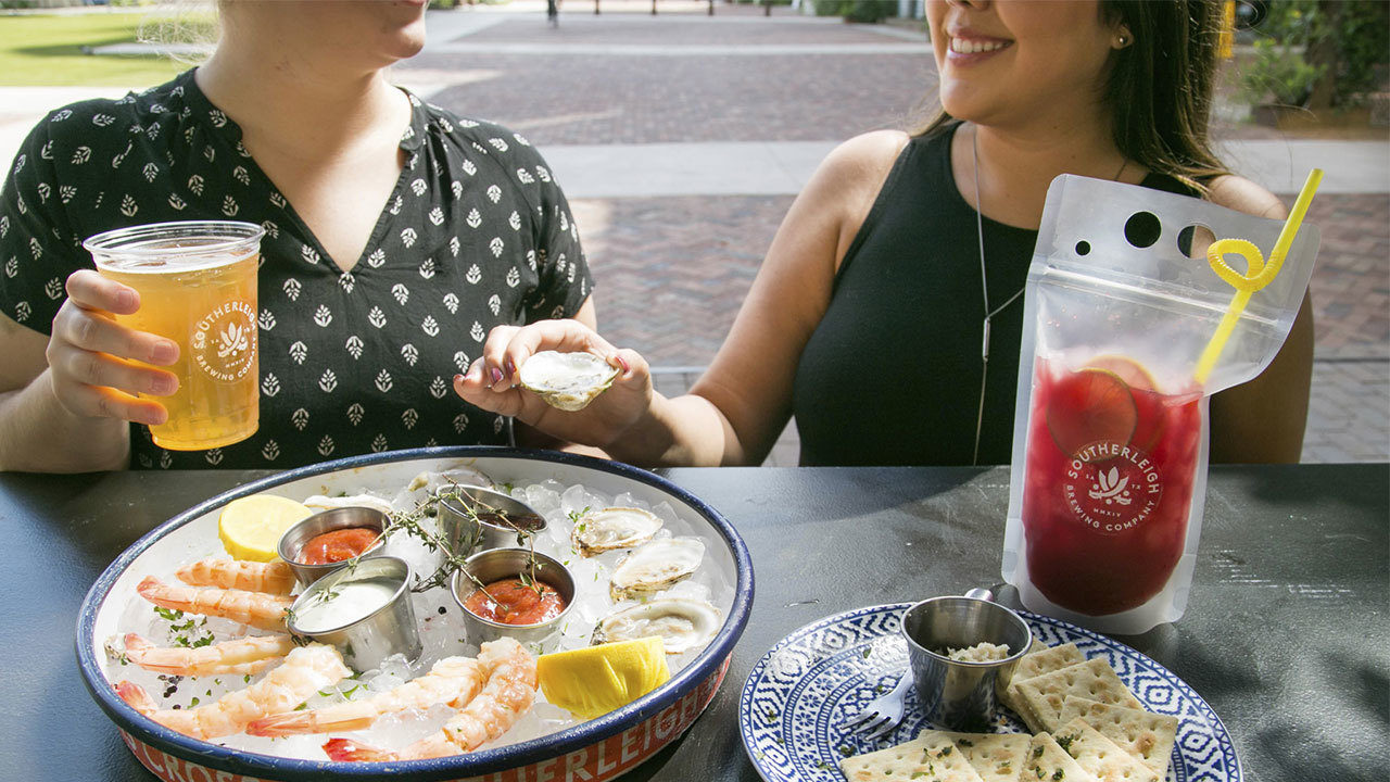 San Antonio Now Has Walk Up Oyster Bar