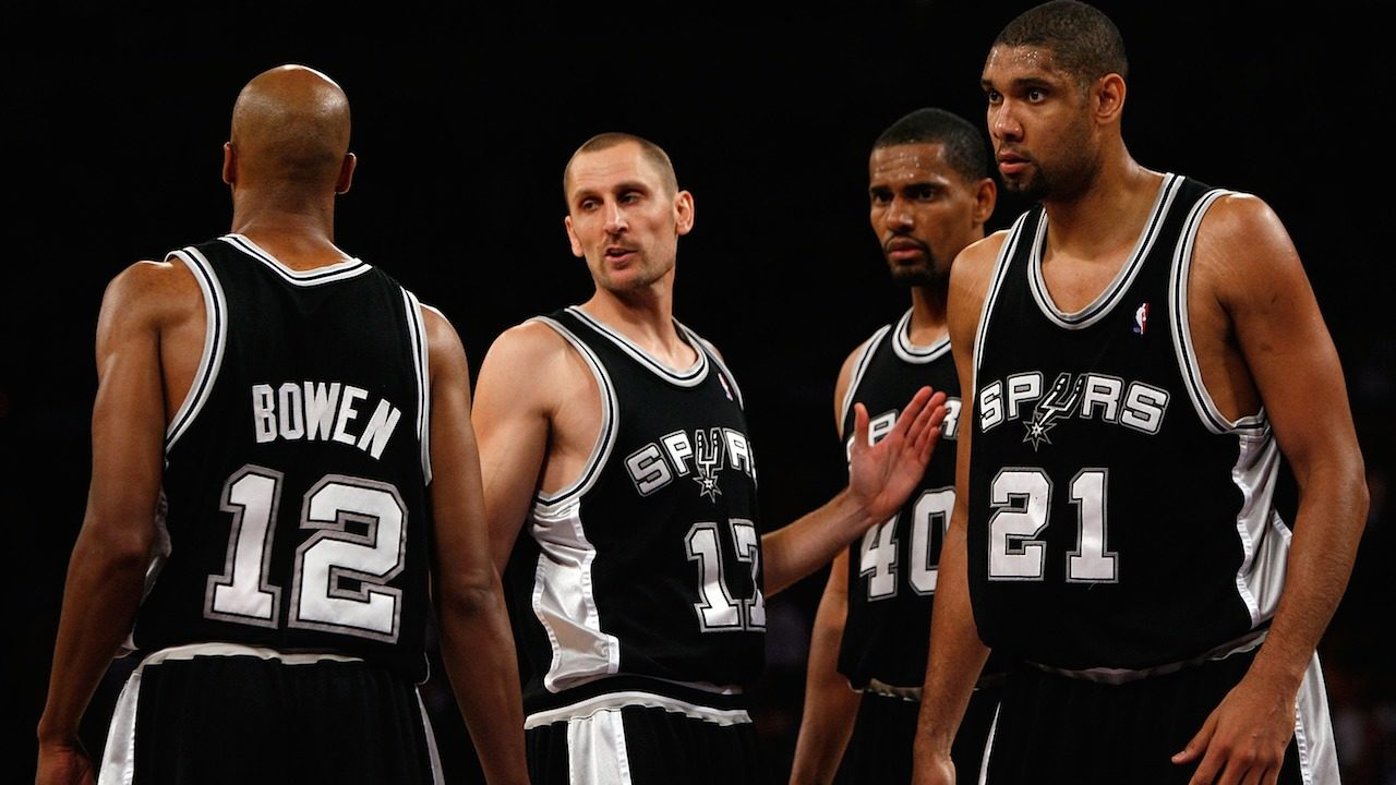 former spurs player who won 2 championships hired as team s vp