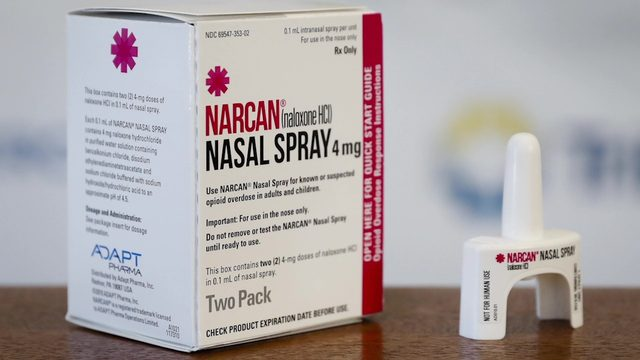 UT Health San Antonio, BCSO to begin distributing Narcan to released inmates
