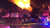Lightning strike suspected in Alamo Ranch house fire