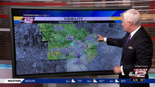 Video Thumbnail For WATCH Meteorologist Mike Osterhage Gives His Early Weather Forecast