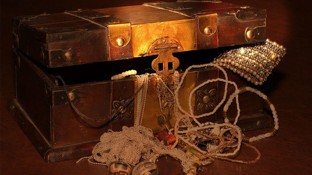 You can search for an estimated $340 million in buried treasure in Texas
