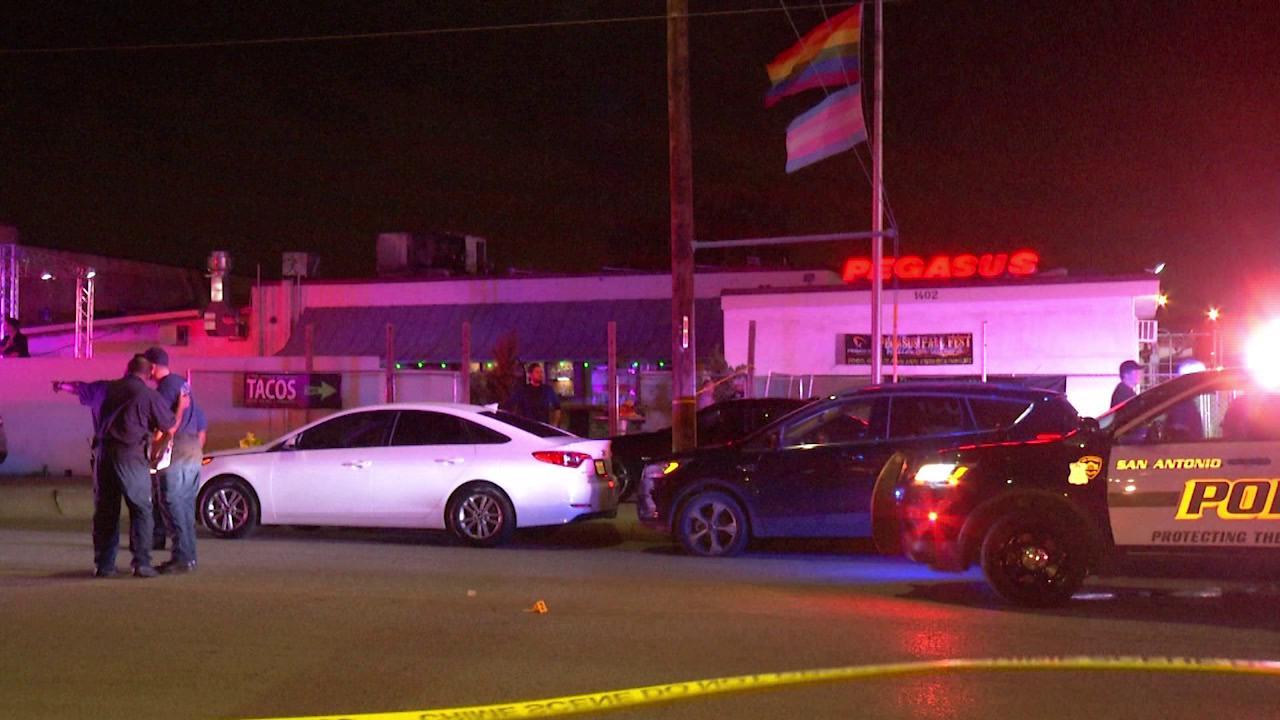 Video thumbnail for Racial slur leads to triple shooting outside Pegasus  nightclub, manager says