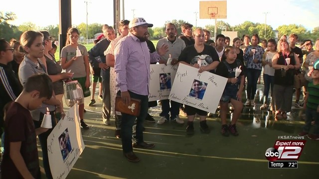 d ones gather to remember 11-year-old killed in drunken... on