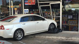 Driver crashes into convenience store after mistaking drive for reverse