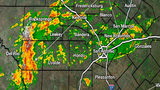 KSAT Weather: Temperatures fall as rain moves across the area