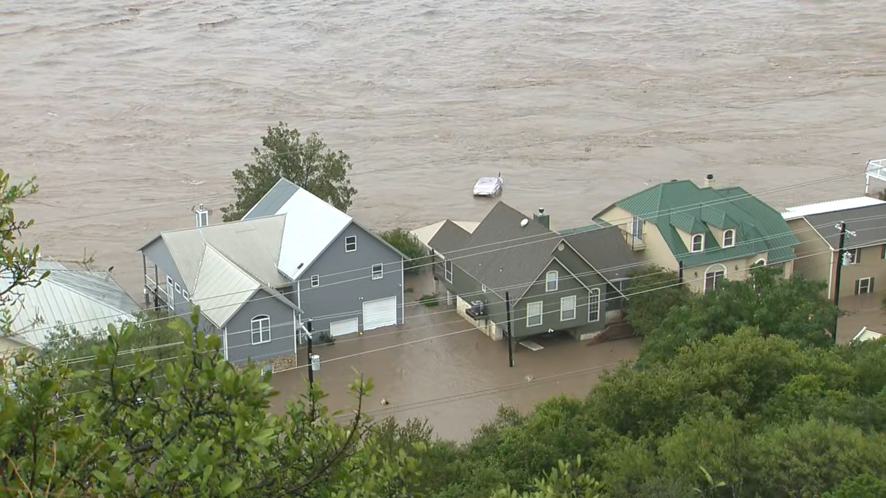 Gov. Abbott issues disaster declaration for 18 counties after heavy flooding