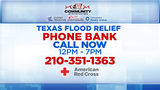 KSAT Community and partners to hold Texas Flood Relief Phone Bank Today