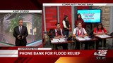 KSAT Community Texas Flood Relief Phone Bank