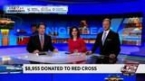 KSAT Community Texas Flood Relief Phone Bank raised $8,955