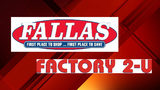 Local Fallas, Factory 2-U stores to close after company files for bankruptcy