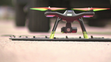 Drone used to measure Guadalupe River flow