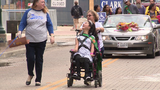 Parade honoring disabled people held in downtown SA