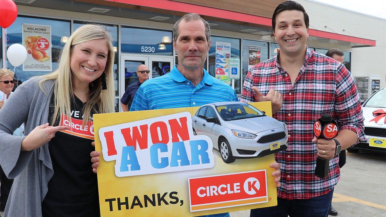 Slideshow: Win a Free Car at Circle K