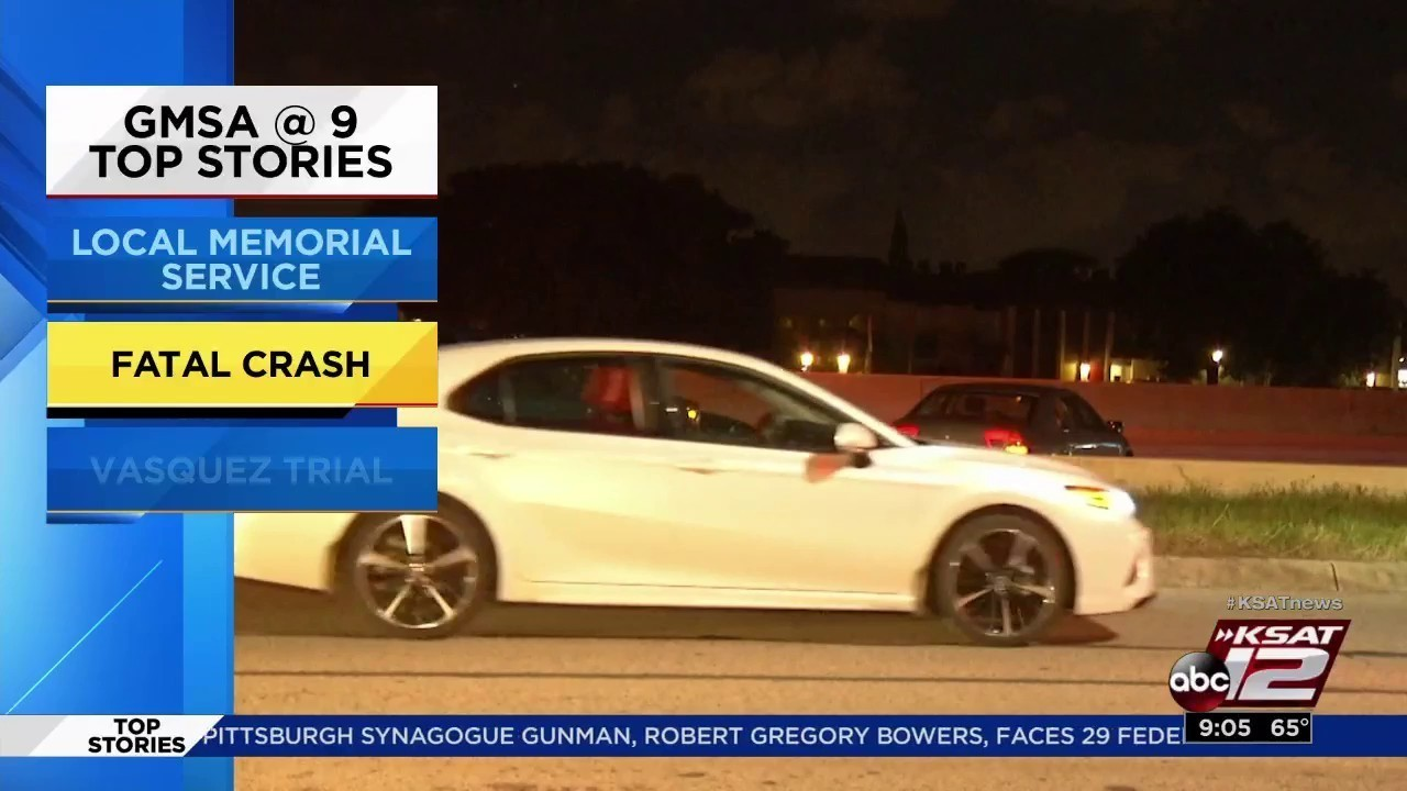 SAPD: Woman trying to cross Loop 410 killed after getting hit