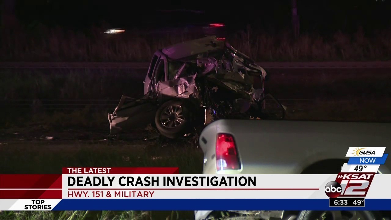 Police investigating cause of fatal accident on Highway 151